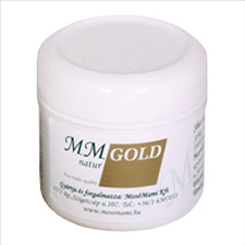 MM Gold Shea vaj 10g mini sheavaj